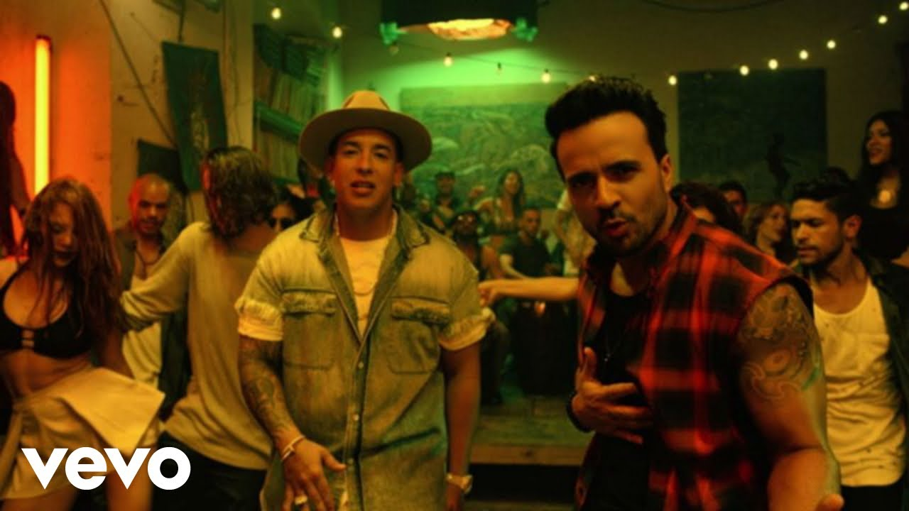 Despacito ft. Daddy Yankee – Luis Fonsi Lyrics
