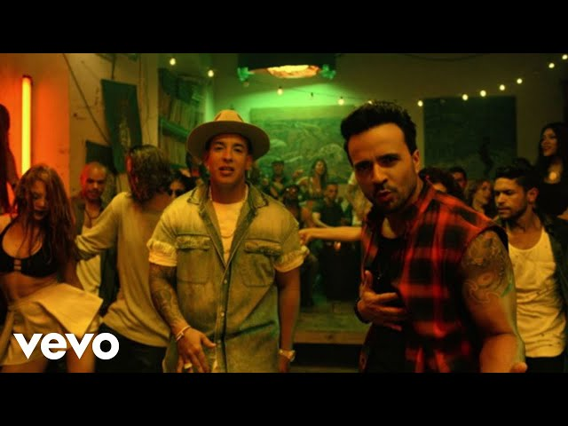 Top 6 Despacito Luis Fonsi -  ft. Daddy Yankee