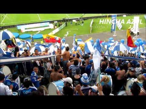 """""""Millonarios Campeón desde las Tribunas"""" Barra: Blue Rain • Club: Millonarios"""
