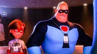 Incredibles 2 'Mom, Dad & Frozone' Trailer (2018) Disney Pixar HD - Video Youtube