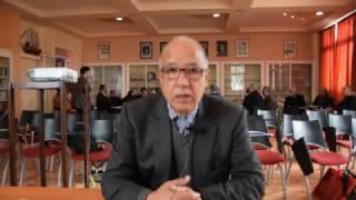 حوار مع رئيس التضامن الجامعي المغربي
