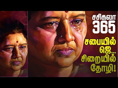 Sasikala 365 Days: Rewind - Feb'17-Feb'18 !