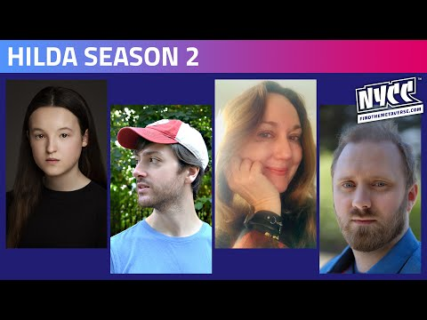 Hilda Cast & Creators Talk Season 2