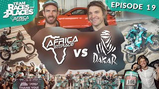 Race 2 Dakar 2020, Africa Eco rally Race, Team Races to Places Ep.19 with Lyndon Poskitt