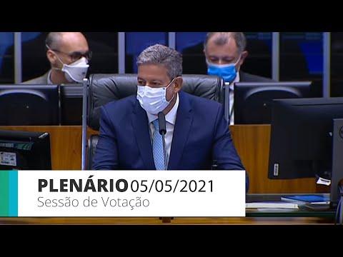 Plenário - Discussão e votação de propostas - 05/05/21 17:30