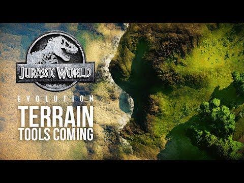 BIG NEWS! TERRAIN TOOLS COMING IN SUMMER?! | Jurassic World: Evolution Update News