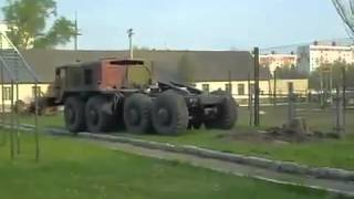 Extreme Machines, Army truck MAZ 537 mega power , エクストリームマシン