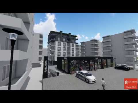 Famarsu Poyraz Evleri Tanıtım Filmi