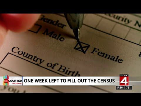 Detroit residents urged to fill out US Census as Sept. 30 deadline approaches