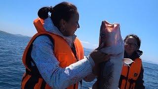 Рыбалка в корсакове сахалин