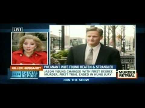 Meg Strickler discussing NC v. #Jasonyoung verdict on HLN Special Report March 1, 2012