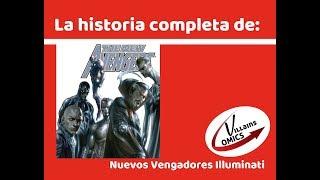 Nuevos Vengadores - Los Illuminati