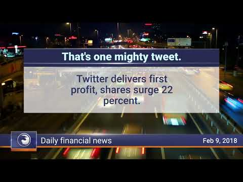 Daily financial news by- Binary.com-February 09th 2018