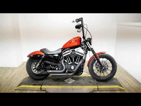 2013 Harley-Davidson Sportster® Iron 883™ in Wauconda, Illinois - Video 1
