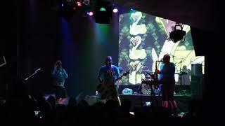 The Aquabats - Attacked by Snakes (Live) - Cleveland House of Blues 2018