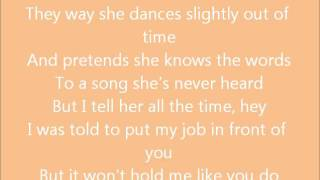Ed Sheeran - Gold Rush Lyrics