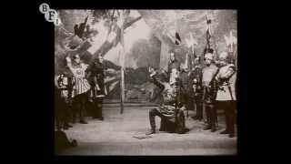 Richard III (1911) - extract with score by Laura Rossi   BFI National Archive