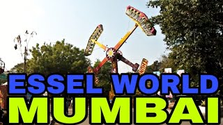 Essel World Mumbai || All Rides HD