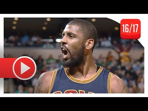 Kyrie Irving Full Highlights vs Celtics (2017.03.01) – 28 Pts