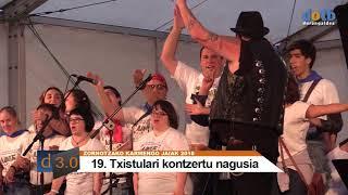dotb #Amorebieta Udazken Zornotzako Txistulari Taldea, Aidae eta Kutxi Romero