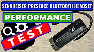 Sennheiser Presence Sound Performance Test