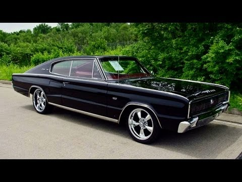 1966 Dodge Charger 426 Hemi Fastback Quick Look