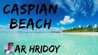 preview picture of video 'Caspian Sea Beach'