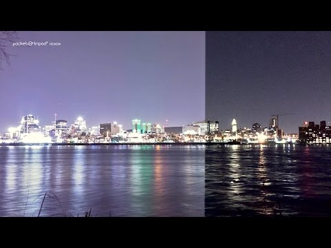 Night Photography App – ProCamera LowLight+ Review