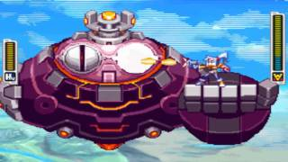 MegaMan ZX Advent Expert Mode - Raider Pursuit Boss