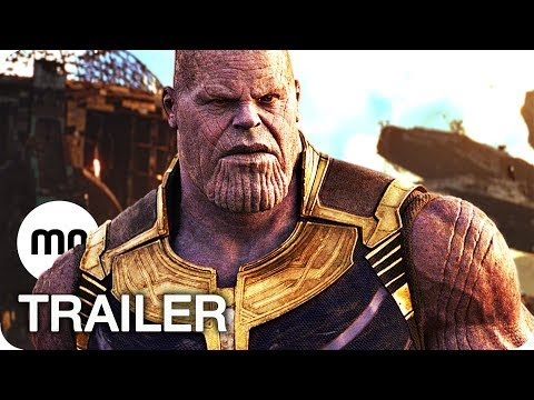 Avengers 3: Infinity War Alle Clips, Featurettes, Spots & Trailer Deutsch German (2018)