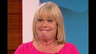 Loose Women today Panel member Linda Robson swears live on air
