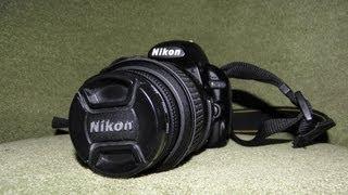 Как устранить люфт в объективе Nikon: NIKKOR 18-55мм AF-S DX