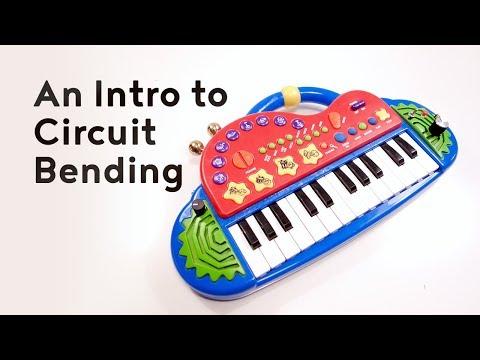 An Intro to Circuit Bending