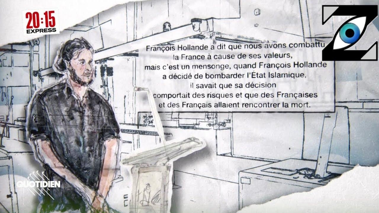 [Zap Actu] Salah Abdeslam à son procès, Inondations dans le Gard(16/09/21)