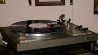 Brooke Fraser - Bloodrush (Vinyl - 60 FPS Video!)
