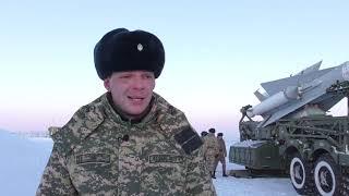 Еженедельные новости (19.01.2019 г.) |Армия Казахстана|