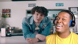 Jack Harlow - Whats Poping (Dir. by @_ColeBennett_) REACTION!!!