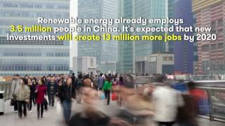 Unbelievable Success Stories of China's Global Dominance in Green Energy. EXPO 2017