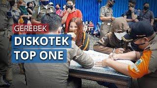 Satpol PP Gerebek Diskotek Top One yang Nekat Buka Selama PSBB Masa Transisi