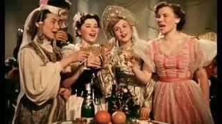 """Карнавальная ночь. """"Я вам песенку спою про пять минут"""" 1956"""