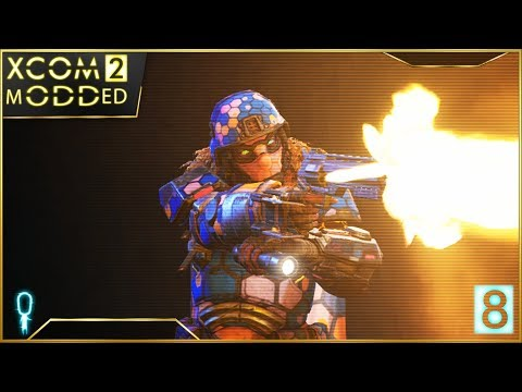 Vipers and Hunters and WHAT? - XCOM 2 War of the Chosen Legend Modded - Part 8