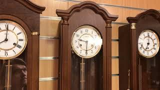 Настенные часы Hermle 70444-030141 и 70509-030141 (бой, мелодия и отличия)
