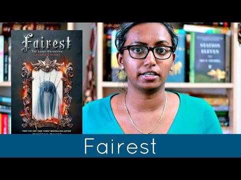 Fairest by Marissa Meyer   Book Review