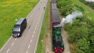 RTM De Eilanden Tram – 50 jaar RTM-museumtrams – Stoomdagen