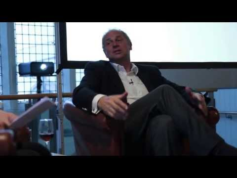 Video - Sir Steve Redgrave talks legacy in Bristol