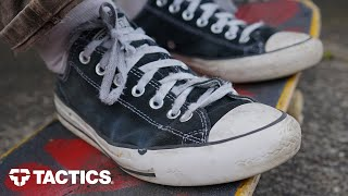Converse Chuck Taylor All Star Pro Skate Shoes Wear Test Review - Tactics