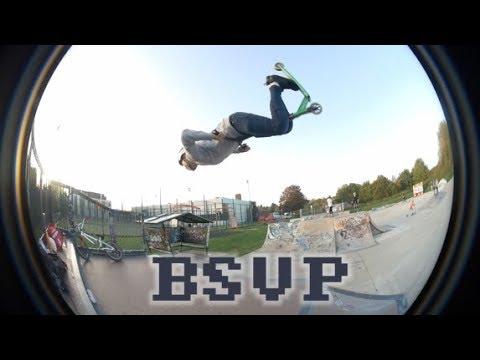 Stratford & Leamington Skatepark Day Edit