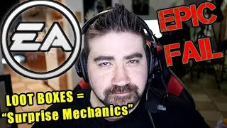 "EA & Epic's ""Surprise Mechanics"" are not LOOT BOXES?! - Angry Rant!"