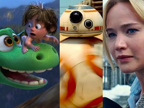 Top 5 Movies Coming Out This Holiday Season