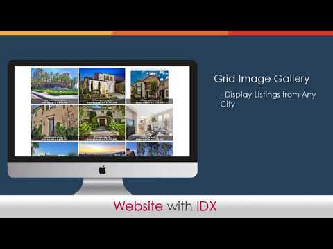 Agent Website with IDX